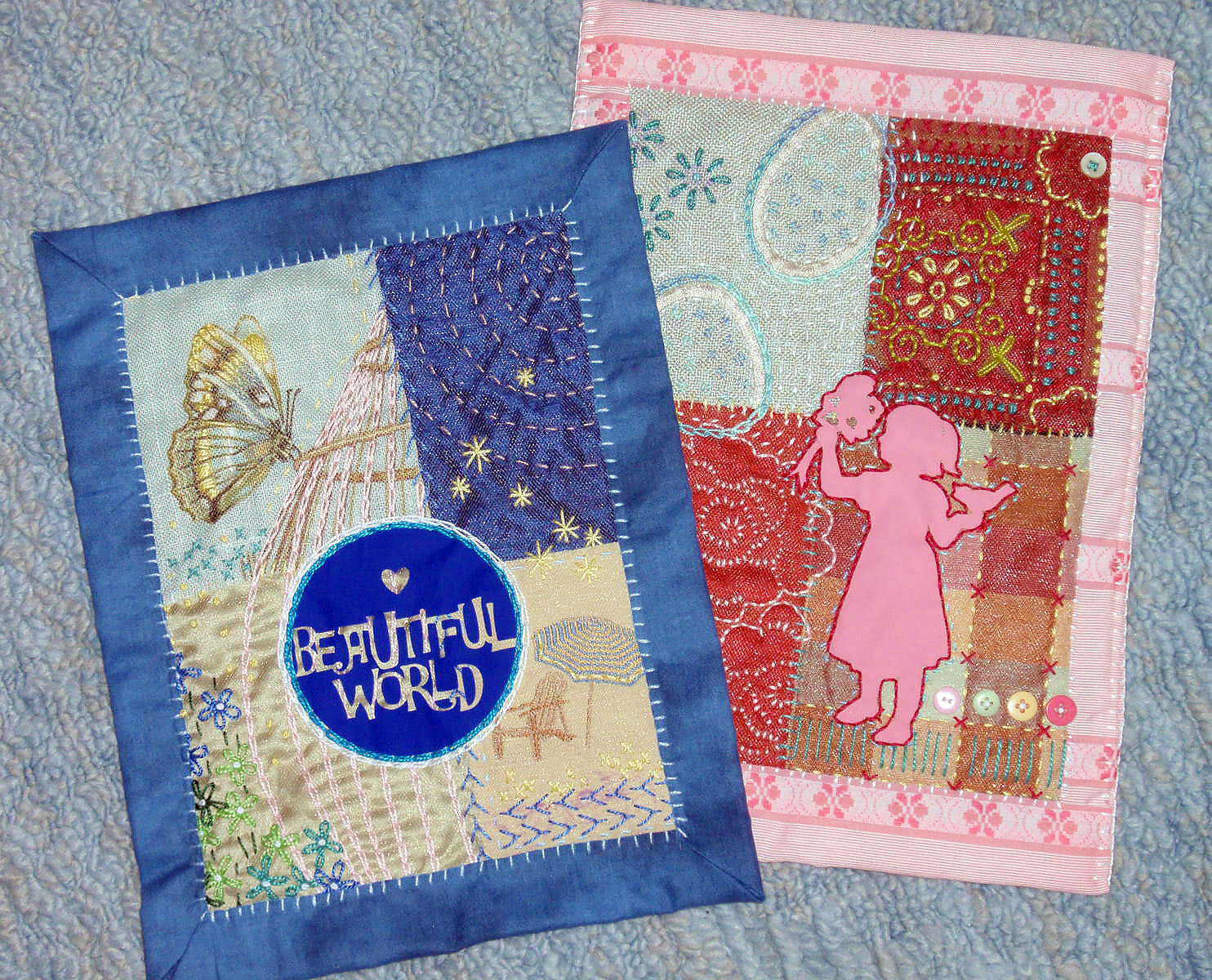 additional fabric quilts
