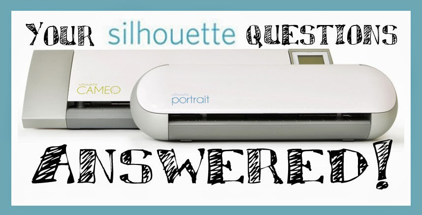Silhouette questions answered. Mat and blade questions, how to, Cameo, Portrait