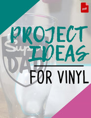 Project Ideas for Vinyl New