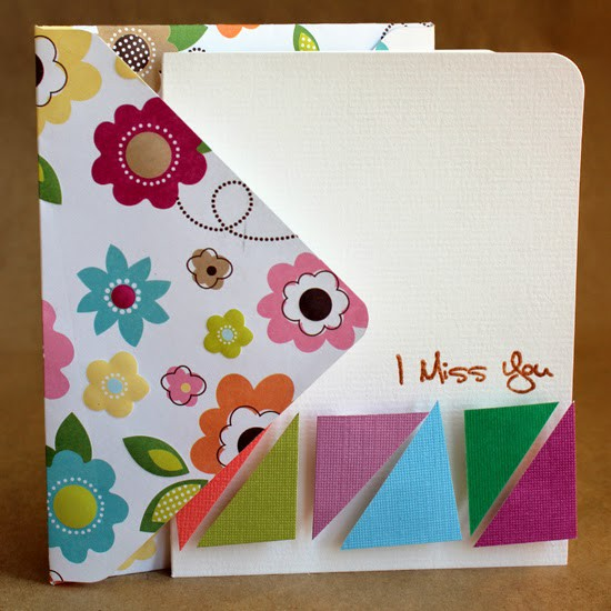 Craft-e-Corner Blog: How to make a well composed card in less than 5 minutes!