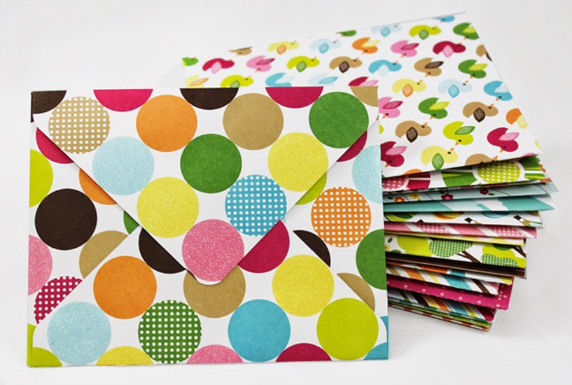 http://craft-e-corner.com/blog/2014/03/easy-diy-envelopes-quickly-turn-any-paper-pack-into-hand-made-envelopes-using-the-we-r-memory-keepers-envelope-punch-board/