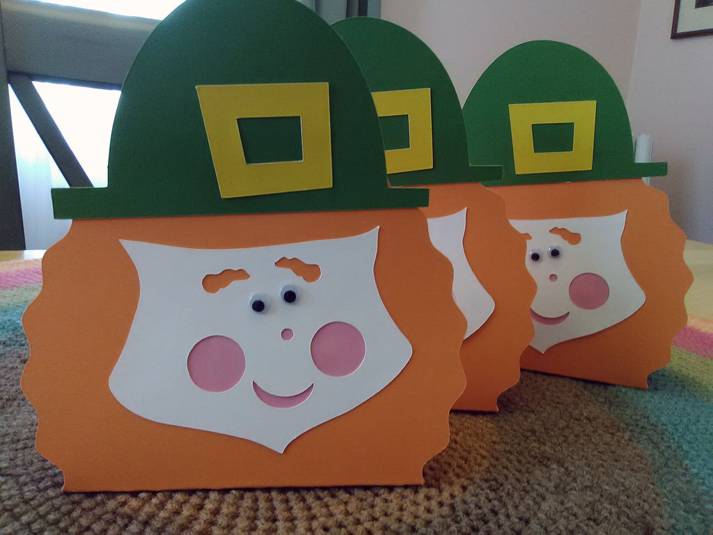 completed leprechauns