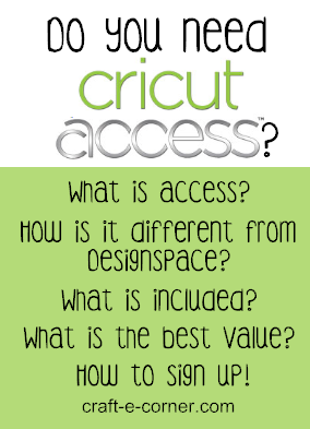 All About Cricut Access: Do You Need A Subscription, What's Included