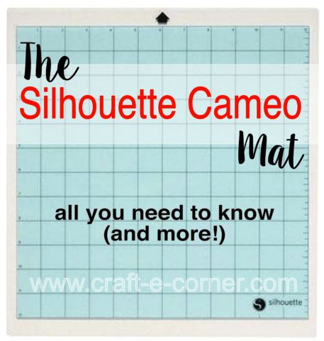 The Silhouette Cameo Mat All You Need To Know And More