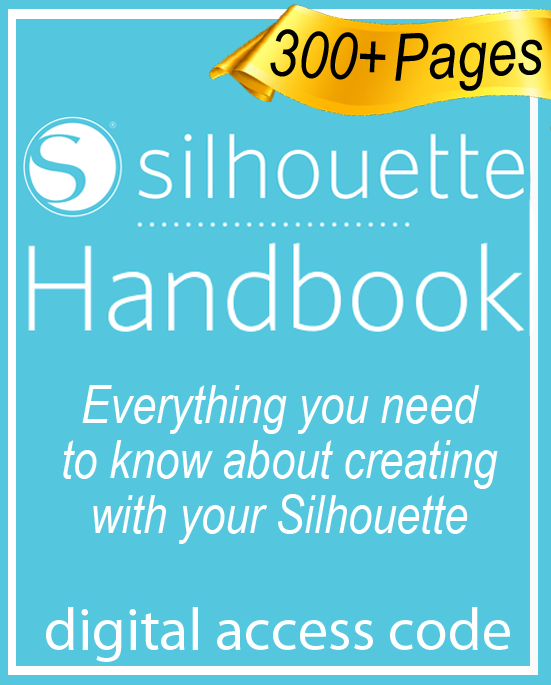 Silhouette Handbook: Everything you need to know about creating with your Silhouette, Overview and review!