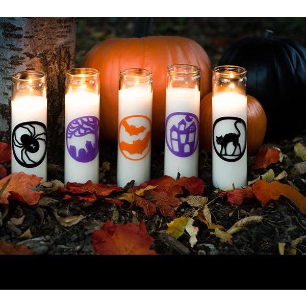 Cricut Halloween Colors Premium Permanent Vinyl Bundle - craft-e-corner.com