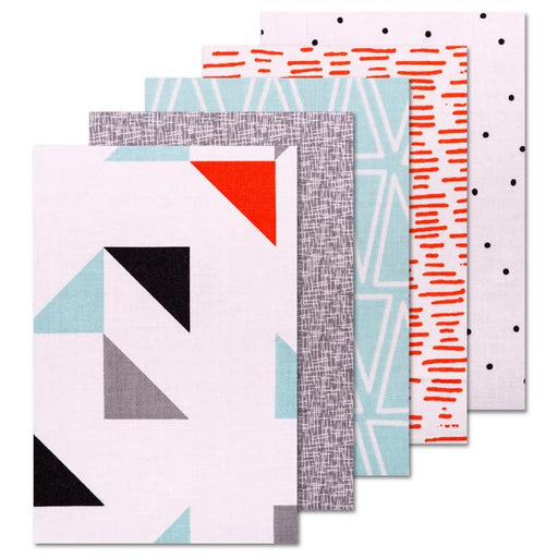 Cricut Designer Fabric Sampler Creative Rockstar - craft-e-corner.com