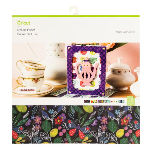 Cricut Soiree Deluxe Paper, Pens, Mat, and Tool Bundle - craft-e-corner.com