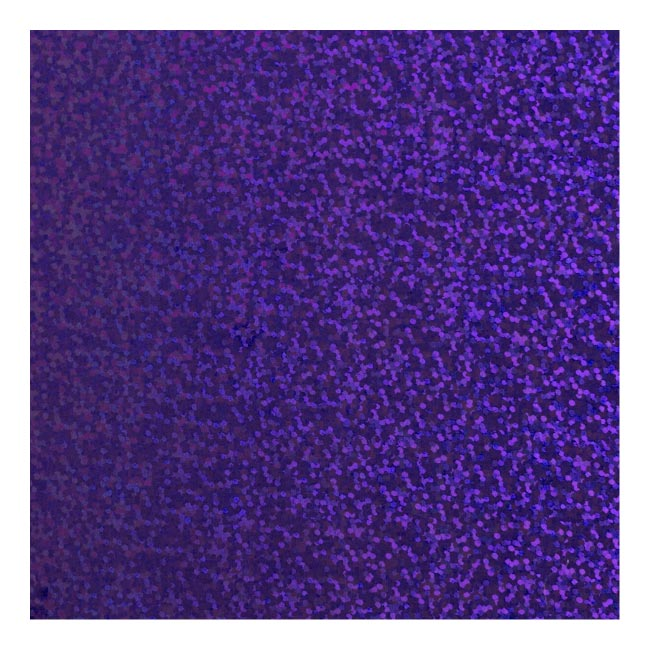 Cricut Holographic Vinyl Sparkle Purple