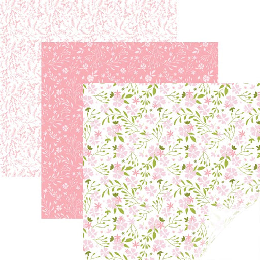 Cricut Patterned Iron-on Sampler In Bloom Pink - craft-e-corner.com