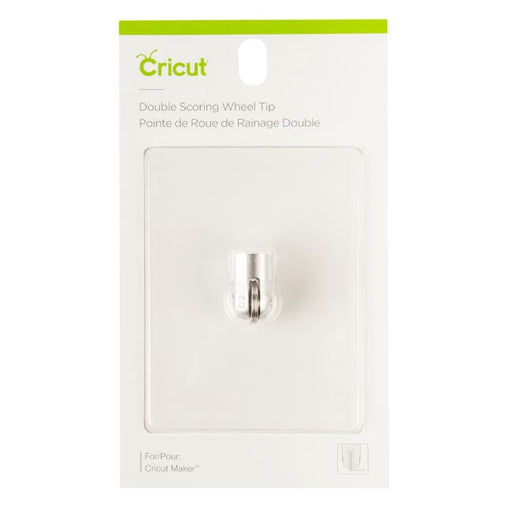 Cricut Double Scoring Wheel Tip - craft-e-corner.com