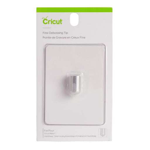 Cricut Maker Tool, Debossing Tip, Fine - craft-e-corner.com