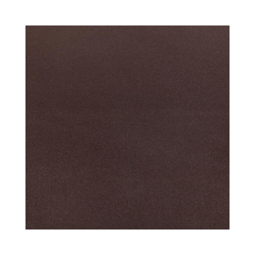 Genuine Leather for Small Projects - Dark Brown, 3x6