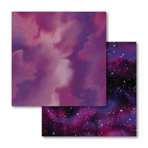 Cricut Patterned Transfer Sheets, Midnight Sky Print Infusible Ink - craft-e-corner.com