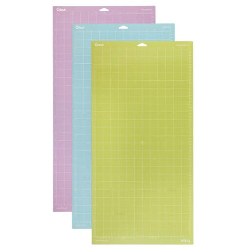 "Cricut Cutting Mats 12""X24"" 3/Pkg - www-craft-e-corner-com"