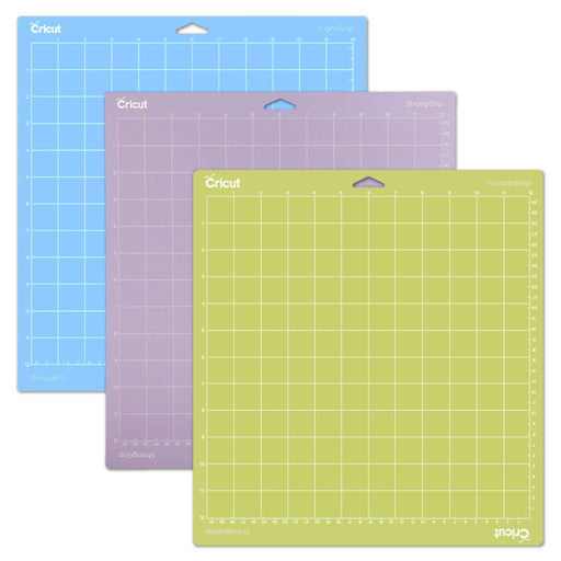 "Cricut Cutting Mats 12""X12"" 3/Pkg - craft-e-corner.com"