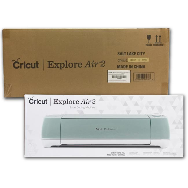 Cricut Explore Air 2 Machine Bundle Iron On Vinyl Pack Tools Pen Design Guide - craft-e-corner.com