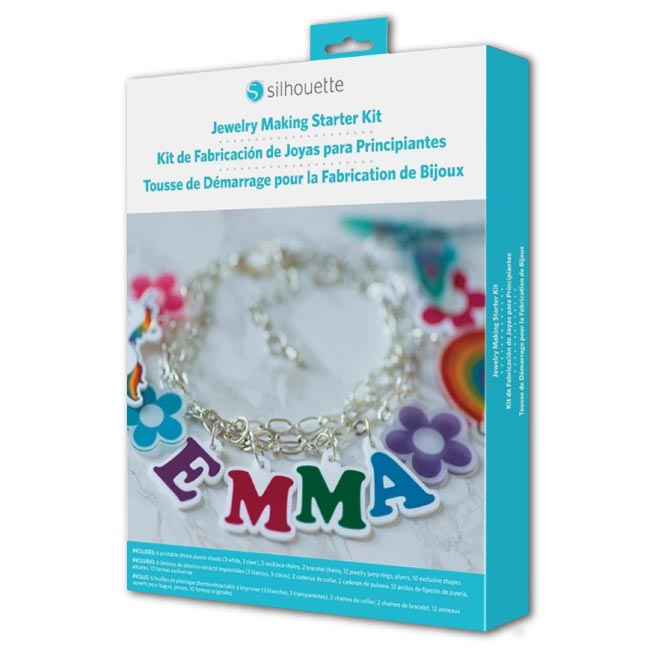 Jewelry Making Starter Kit (Silhouette America) - craft-e-corner.com