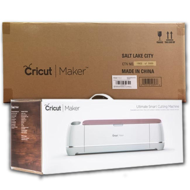 Cricut Maker Machine Bundle 4 Smooth HeatTransfer Permanent Vinyl Design/Projects - craft-e-corner.com