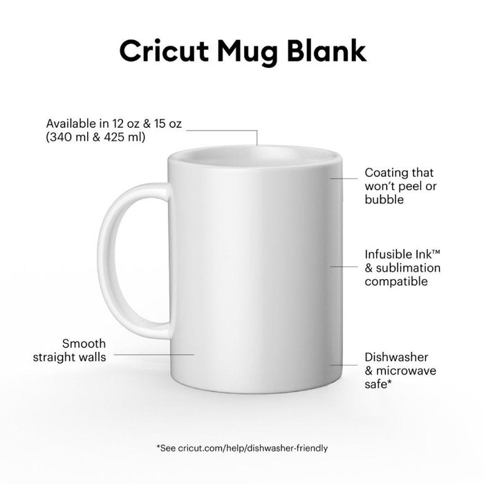 Cricut Mug Press – Heat Press Machine for DIY Mug Sublimation