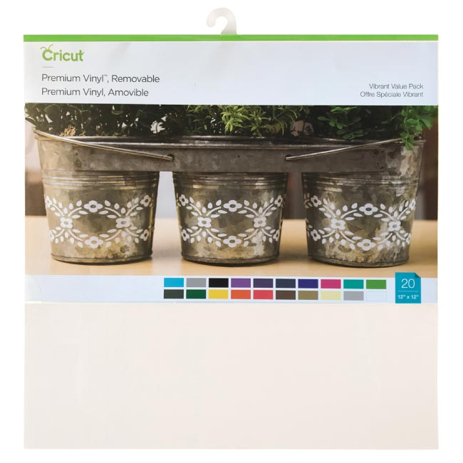 Cricut Machine Beginner Sampler Bundle: Everyday Iron-On, Premium Vinyl, Deluxe Paper Pack and Essential Tool Kit - craft-e-corner.com
