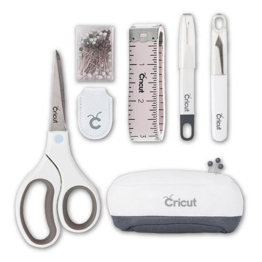 Cricut Sewing Kit - craft-e-corner.com