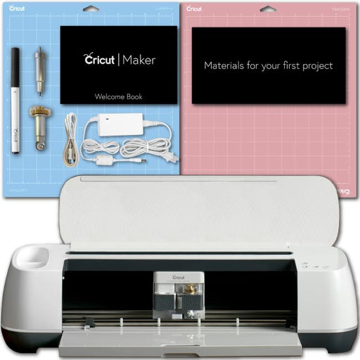 Cricut Maker Machine - Champagne