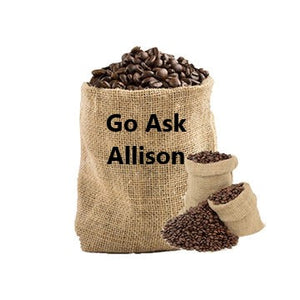 Go Ask Allison