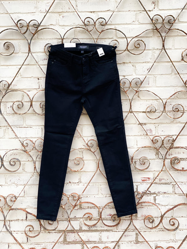 Judy Blue Basic Black Jeans