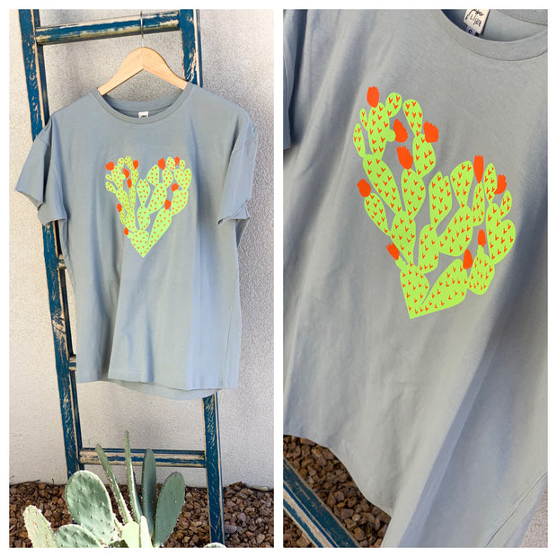 Cactus Heart Tee from Jasper & Jane/ Ivy Jane