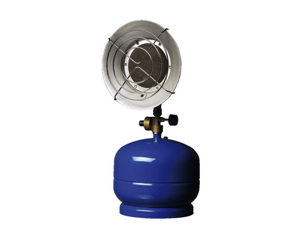 Gas Heater + 2kg Gas Tank