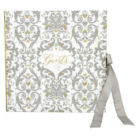 Baroque Guest Book - Grace of Design