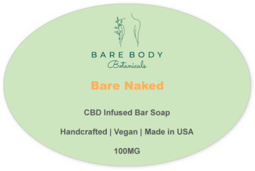 CBD Triple Butter Bar Soap
