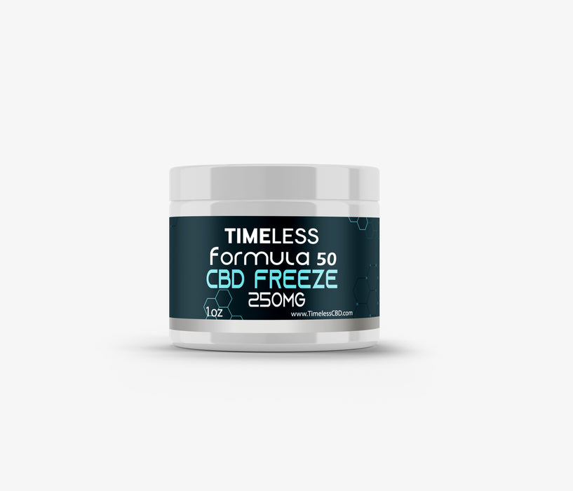 Formula 50 CBD Freeze