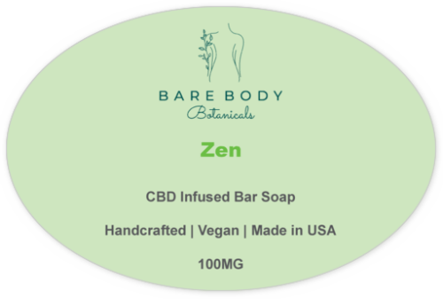 CBD Oatmeal & Shea Bar Soap