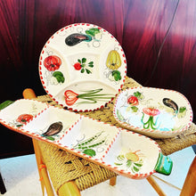 Load image into Gallery viewer, 1960s Made In Italy Handpainted Dishes