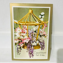 Load image into Gallery viewer, Vintage Wedding, Baby Shower and Congratulations Cards