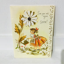 Load image into Gallery viewer, Vintage Get Well Cards