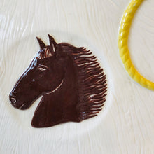 Load image into Gallery viewer, Horse & Lasso Platter