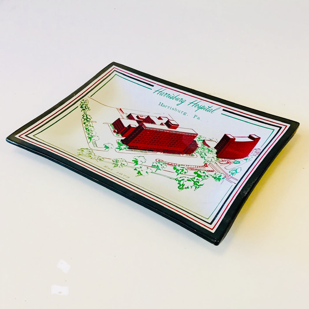Promotional Glass Dish