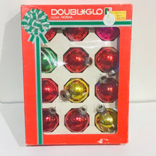 Load image into Gallery viewer, Vintage Doubl*Glo Christmas balls by Noma