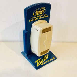 1950s Salesman's Sample Non-Electric Doorbell