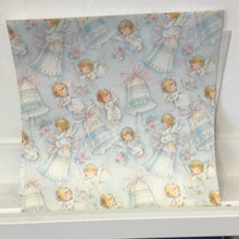 Load image into Gallery viewer, Vintage Baby Shower Wrapping Paper