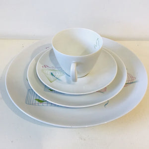 Rosenthal Continental China by Raymond Loewy