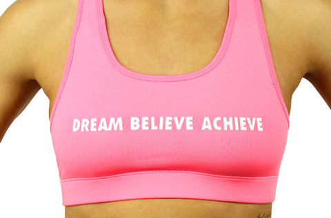 DBA Sports Dream Believe Achieve Top
