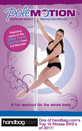 Pole Motion DVD - The Pole Fitness Workout