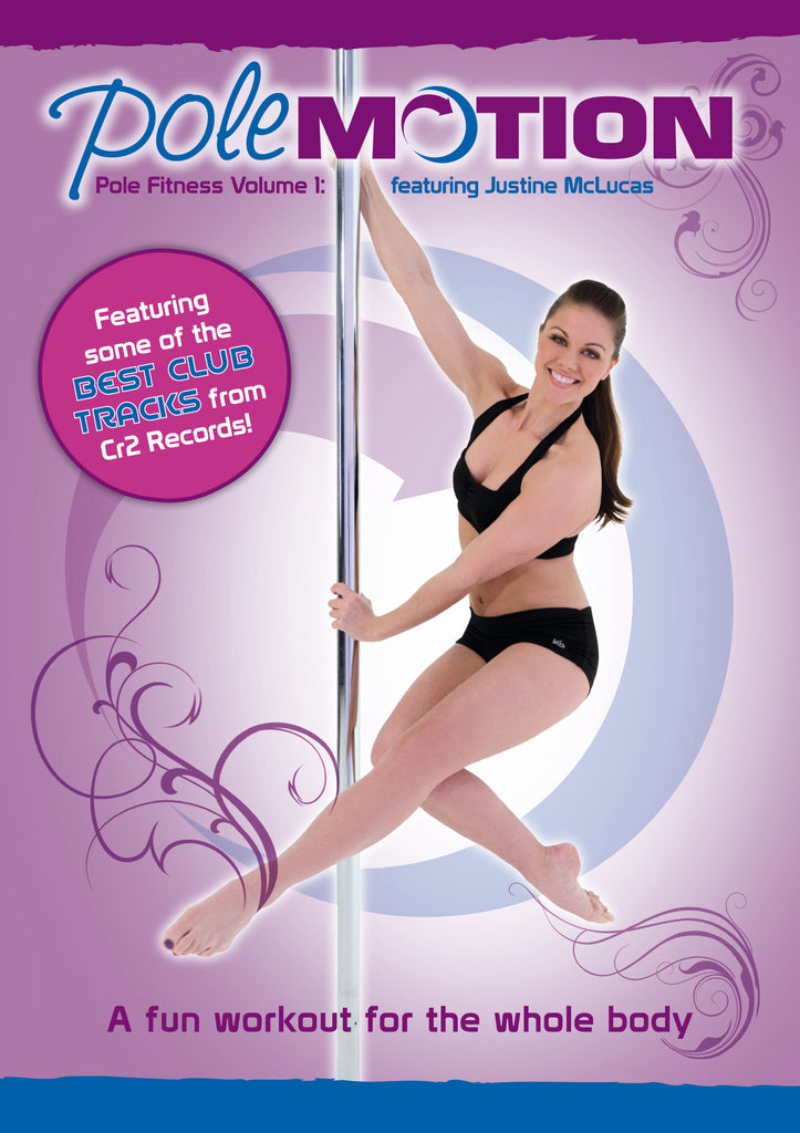 Pole Fitness DVD Volume 1