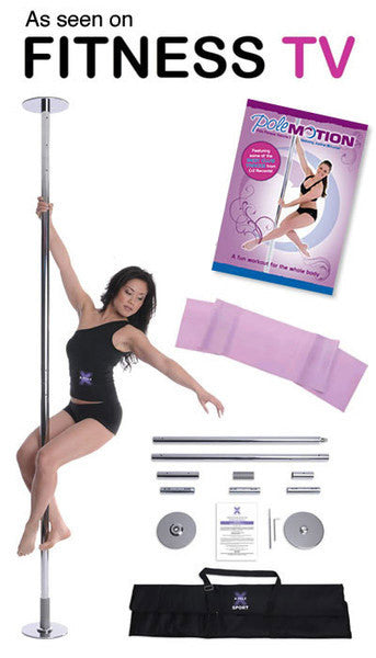 The Pole Fitness Starter Kit