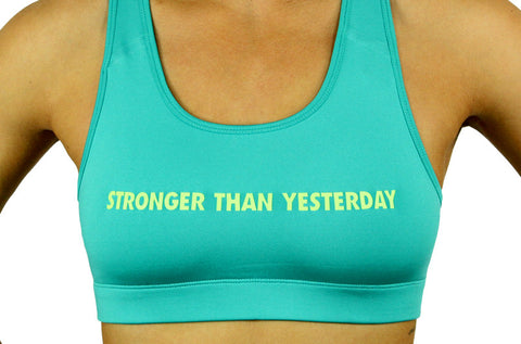 DBA Sports Stronger Than Yesterday Top
