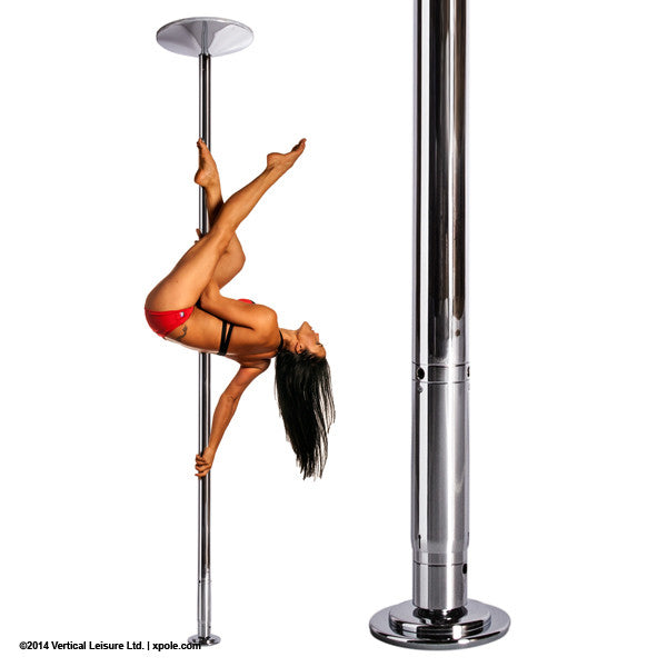 X-Pole Xpert (XX) Spinning Pole Dancing Pole